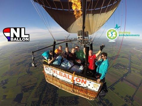NLBallonvaart 2018 Baarlo tot Steenwijkerwold