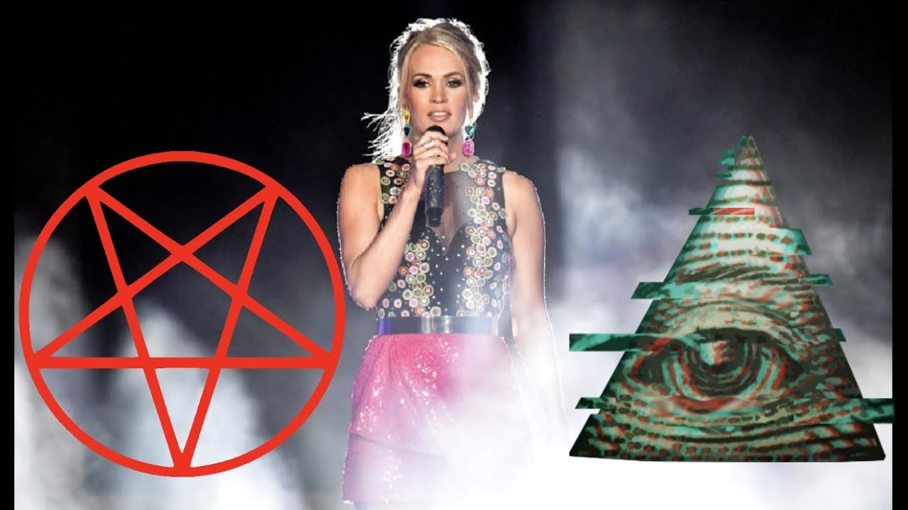 THE COUNTRY MUSIC CMT AWARDS 2019 ILLUMINATI EXPOSED....