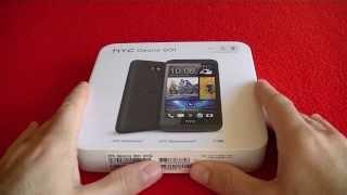 HTC Desire 601, Primer Contacto: Características, diseño(design) e Interfaz de Usuario