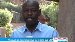 Abasuubuzi beemulugunya ku misolo gya URA thumbnail