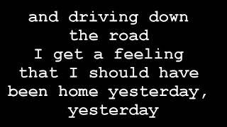 Take me home Country Road Karaoke