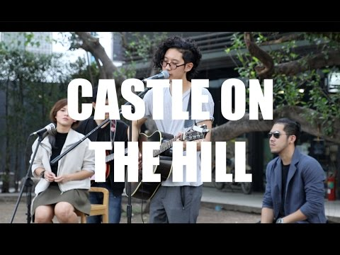 Castle On The Hill - Ed Sheeran | Alyn ft. Looksorn The Unique & Tumb Drummer
