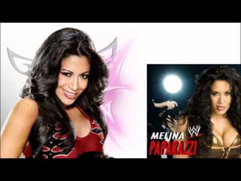 WWE Melina theme song: Paparazzi