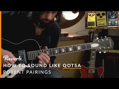 How To Sound Like Queens of the Stone Age Using Guitar Pedals | Potent Pairings