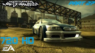 Need for Speed Most Wanted 2005 (PC) - Part 27 [Blacklist #9]