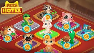 Pets Hotel - Idle Management & Incremental Clicker Android/iO Gameplay ᴴᴰ