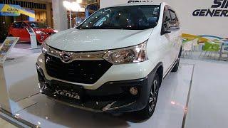 Daihatsu Xenia 1.3 R Custom First Impression Review Indonesia