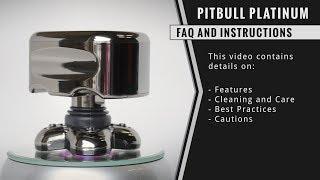 Skull Shaver Pitbull Platinum FAQ, Instructions, and Tips