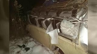 Зубной тур окончился аварией в Алданском районе