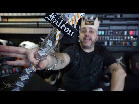 Horizontech Falcon King Sub Ohm Tank Review and Rundown   Coolest Filling Option