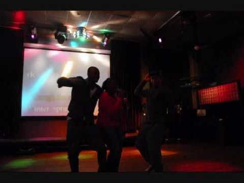 Karaoke with Crazy People