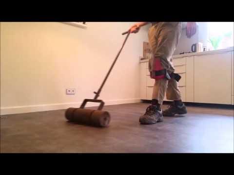 Oude grindvloer verwijderen youtube