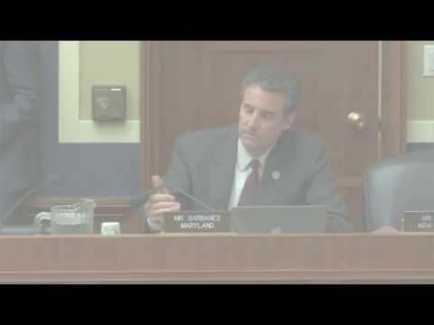 Sarbanes Calls on DEA to Prevent Big Pharma from Continuing to Deceive Consumers About Opioids