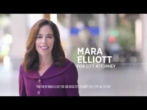 Mara Elliott For City Attorney