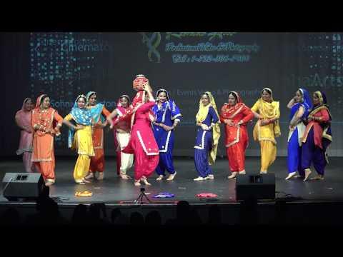 Sohniya Houston Diyan Gidha at Vaisakhi Mela 2017