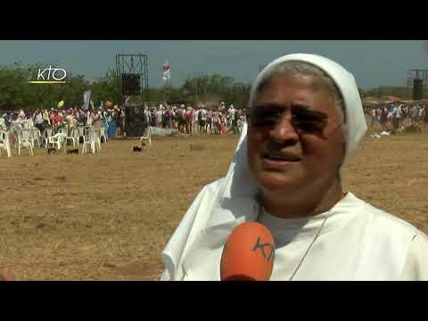 JMJ Panama : Soeur Esther, responsable de l'accueil des français à Chitré
