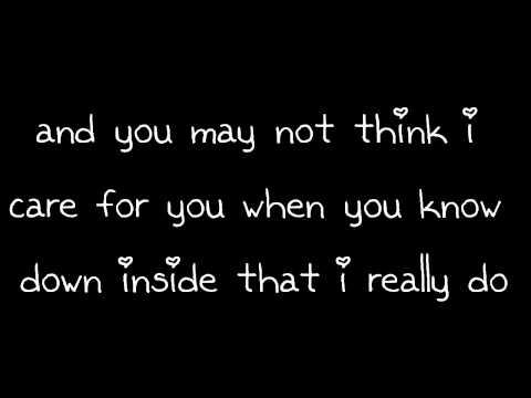 Glee - How Deep Is Your Love (Lyrics) HD