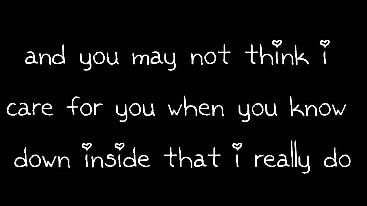 Calvin Harris - How Deep Is Your Love Lyrics