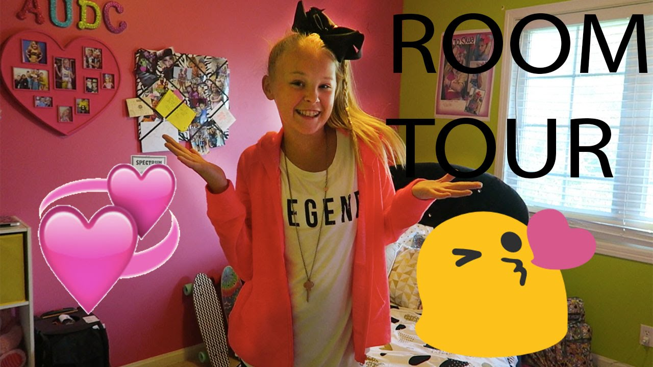 Room Tour Jojo Siwa Youtube