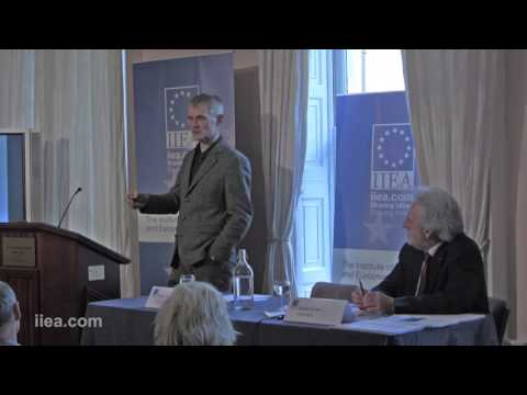 Kevin Anderson - Beyond Dangerous Climate Change: Does Paris Lock-out 2 Degrees? (Part One)