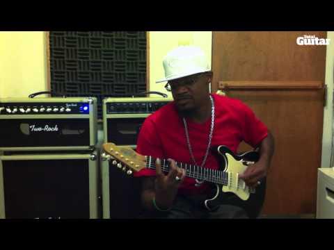 Guitar Lesson: Eric Gales - Expressive wah wah (TG252)