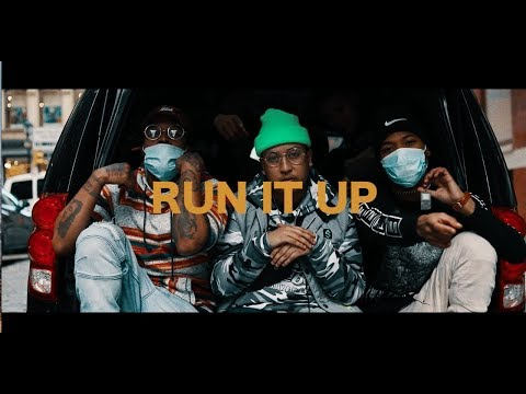 Manny Wave - Run It Up  (Official Video)