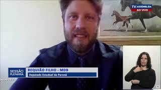 Requião Filho sobre projeto do JURO ZERO!