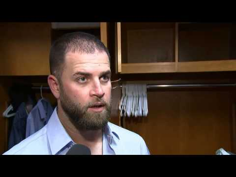 Mike Napoli talks capitalizing on starting opportunities with Rangers