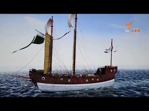 Spirit of Asia - Admiral Zheng He and Chinese Treasure Fleet