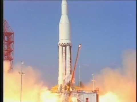 Saturn 1 (SA-2) Launch - YouTu...
