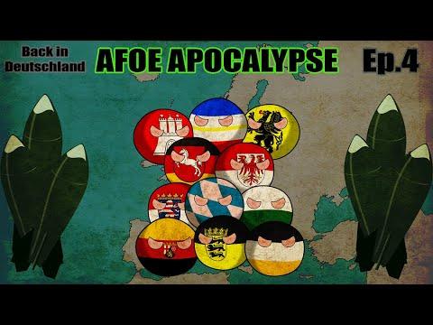 AFOE Apocalypse Countryballs - Ep. 4 - Back in Deutschland
