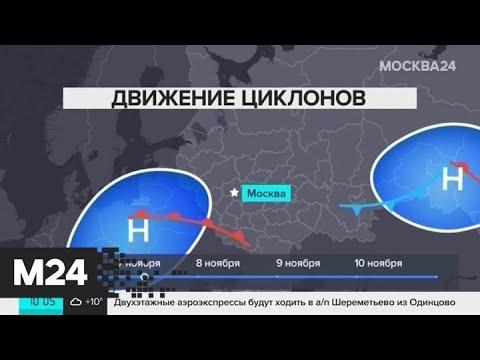 Аномально теплая погода продержится в столице всю неделю - Москва 24