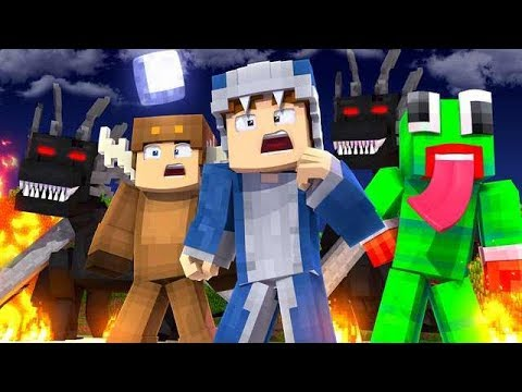 "♫""SQUADS PLAN"" - Minecraft Parody of GODS PLAN by DRAKE♫ (MINECRAFT MUSIC VIDEO)"