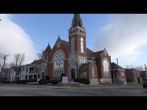 St   Mary  of  the  Immaculate  Conception,  Rushville,  Indiana