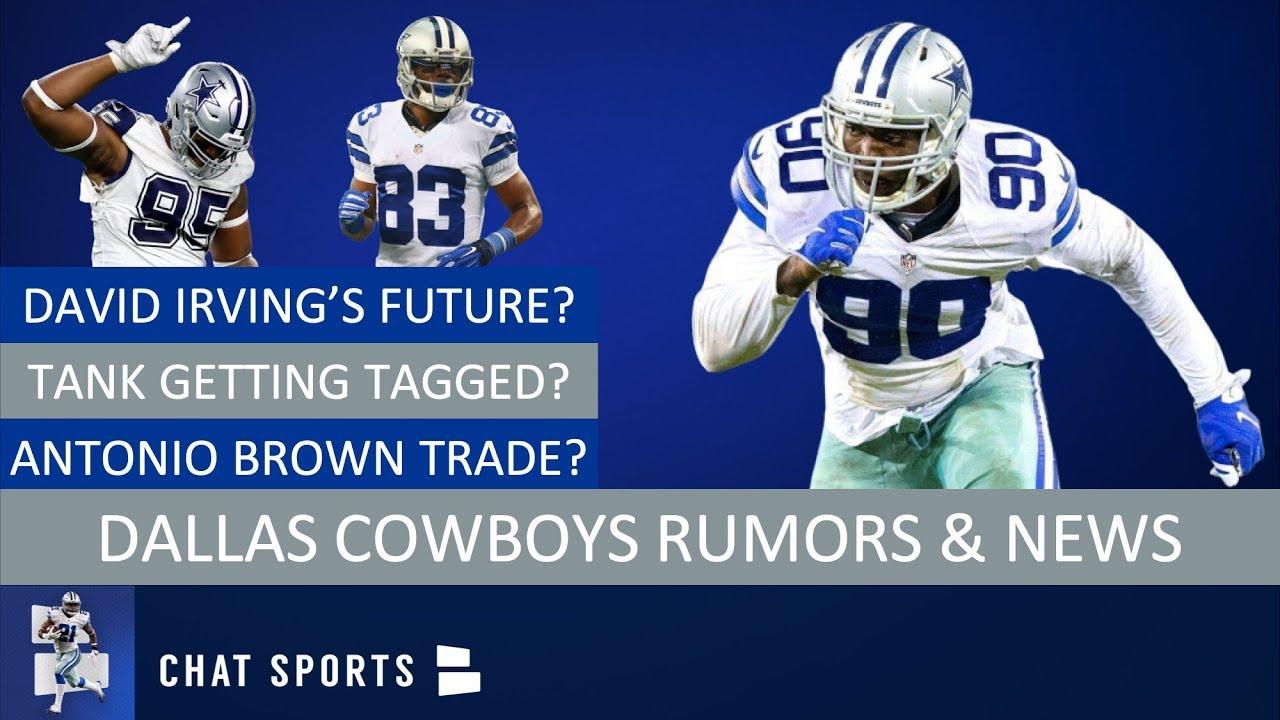d5f21ad6fac Cowboys Rumors & News: David Irving A Goner, Terrance Williams ...