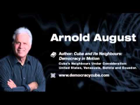 Arnold Interview Winnipeg Radio
