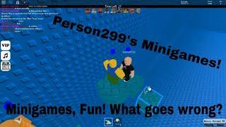 ROBLOX - Person299's Minigames - II_Fredx