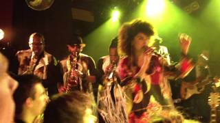 Yellow Gold / Andy Allo (Live @ La Maroquinerie, Paris 2013)