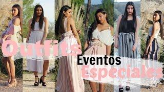 OUTFITS PARA GRADUACIONES,  BODAS, COMUNIONES. | Outfits para ocasiones especiales |Gabriela Ro