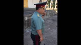 Полторак несподівано завітав до їдальні 28 бригади
