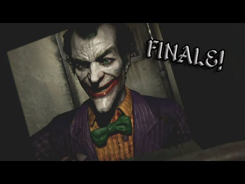 I FINALLY MEET JOKER | Batman Arkham VR Finale |