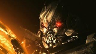 Transformers: Revenge of the Fallen - Decepticon Walkthrough Part 1 - Training: Decepticon Training
