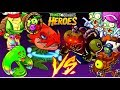 The Ultimate Showdown!: All LEGENDARY MINIONS ONLY EPIC Challenge!! |+Tricks   PvZ Heroes