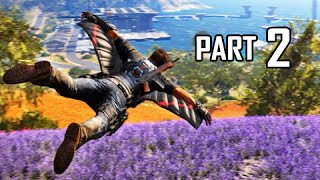 Just Cause 3 Walkthrough Part 2 - Vis Electra (PC Ultra Let