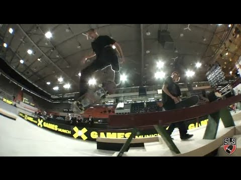 Street League 2013: Munich Select Series Practice Day 1