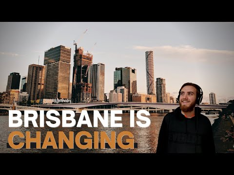 BRISBANE INFRASTRUCTURE BOOM | 5 Projects that will change Property Market Prices & 2032 Olympics