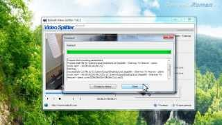 Как извлечь звук из видео в программе Boilsoft Video Splitter