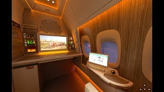 NEW EMIRATES FIRST CLASS SUITE  | Boeing 777 | Emirates Airline