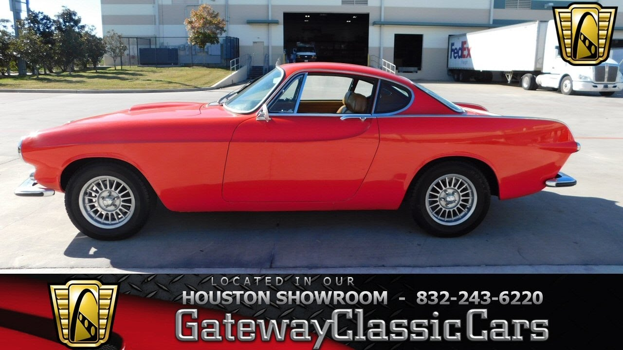 1971 Volvo P1800 Stock #567 Gateway Classic Cars Houston Showroom ...