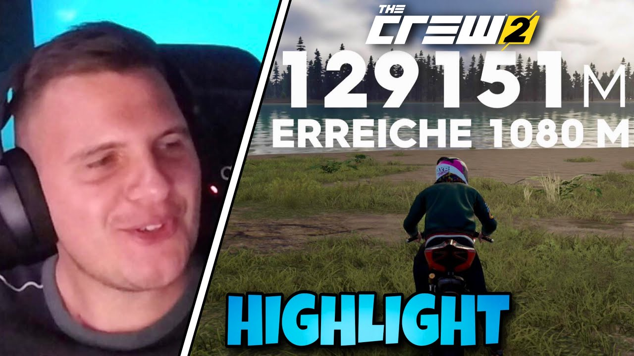 120 km FLUCHT Grand Canyon 😂 in THE CREW 2 - ZOQQER Highlight